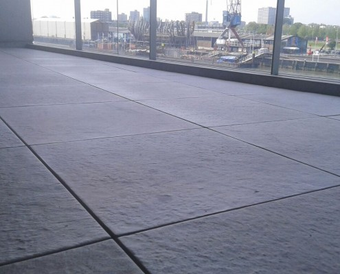 Tuinpuntgouda keramische tegels Gouda